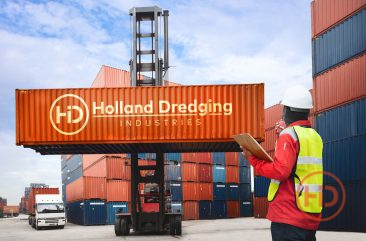 Logistics - Holland Dredging Industries